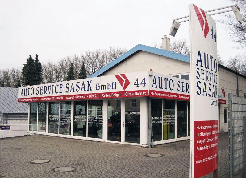 Auto Service Sasak Standort