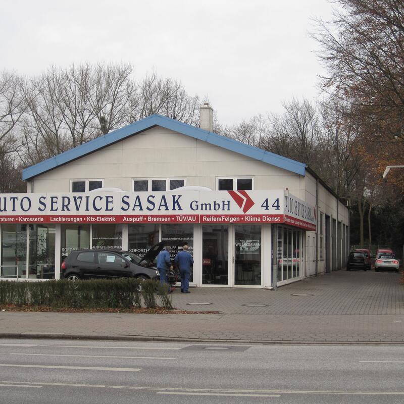 Auto Service Sasak GmbH